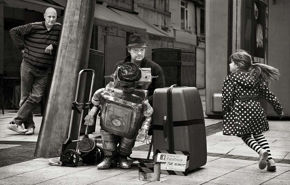 Colin Trow-Poole Urban People